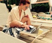 Agnė Gilytė vasarą rengs naują knygą