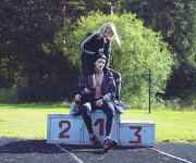 Stilingi maratonai su Kristar Design tamprėmis