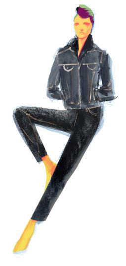 """Nauji """"H&M"""" džinso gaminiai padės seną paversti nauju užtikrinant tvaresnę mados ateitį"""