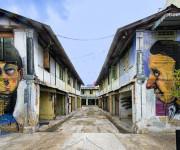 """Gatvės menas pasiekė ir šiuolaikinę """"Stotį"""""""