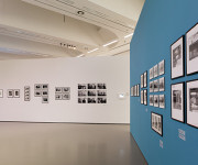Nacionalinėje dailės galerijoje Algimanto Kunčiaus paroda