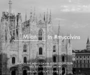 2016 m. ruduo/žiema vyrams: Calvin Klein Collection tiesioginė transliacija