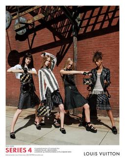 """Laisvė lyčiai, arba naujoji """"Louis Vuitton"""" reklama"""