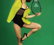 Agnes Flick pristato maudymosi kostiumėlių kolekciją