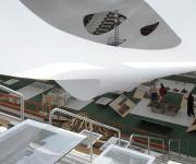 """Tarptautinėje Venecijos architektūros bienalėje atsidarė """"Baltijos paviljonas"""""""