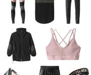 Stilingi ir funkcionalūs sportiniai drabužiai