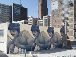 Gatvės meno bumas