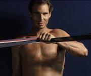 Rafaelis Nadalis vėl tapo Tommy Hilfiger apatinių modeliu