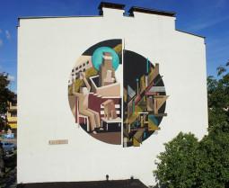 """""""Vilnius Street Art"""": sostinė turės krioklį ir išnykstantį troleibusą"""