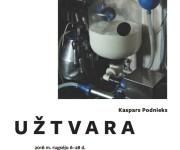 """Konceptuali latvių meno paroda """"Užtvara"""""""