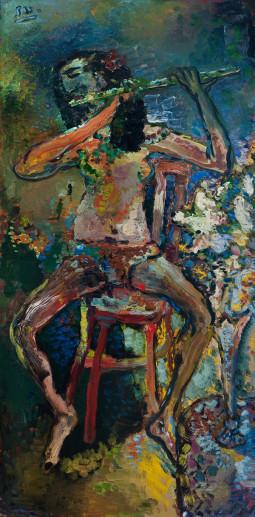 Nacionalinėje dailės galerijoje – Algio Skačkausko kūrybos retrospektyva