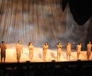 Sėkmingas Lietuvos šokio stendas Kanados bienalėje