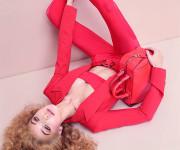 """Gigi Hadid – naujas """"Max Mara"""" aksesuarų kolekcijos SS 2017 veidas"""