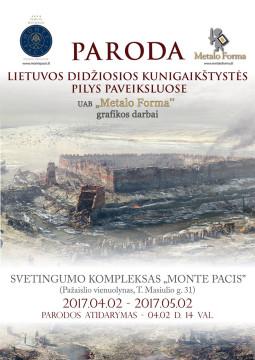 Lietuvos Didžiosios Kunigaikštystės pilys