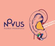 """""""Novus"""" – pokalbis su Šventiniu Banchukenu"""