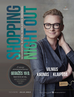 """Shopping Night Out"" su Julija Janus"