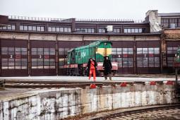 Mados lokomotyvas pajudėjo!
