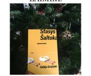 """Dovanojame romaną """"Stasys Šaltoka: vieneri metai""""!"""