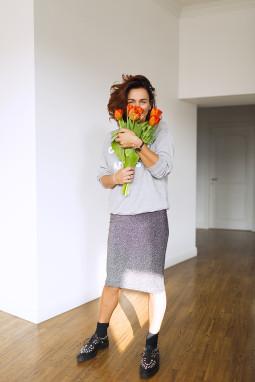 """Fashion bazaar"" – stilistės Agnės Gilytės paskaita"