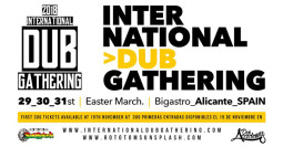 International DUB gathering: Warriors dance like nobody's watching
