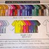 Kodėl gyvenime ir garderobe svarbios spalvos?
