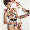Edita Vilkevičiūtė pagal David Vasiljevic | Vogue España 2010 balandis