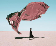 Instagram lobis: magiški pasivaikščiojimai dykumoje