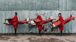 "Latviai ""Carnival Youth"" Vilniuje dalinsis viena scena su ""Glass Animals"""