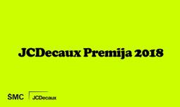 """""""JCDecaux"""" premija 2018: pristatomi artėjančios parodos dalyviai"""