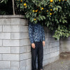 Instagram lobis: pro Luko Korschan objektyvą