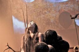 Niña Yhared performansą įkvėpė Baltijos kelias