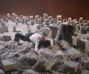 Smėlio pilių miestas ir šokis apie destrukcijos svarbą