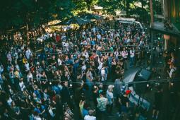 Į sostinę su vasara ateis trečiasis Tilto namų festivalis
