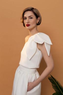Agnė Deveikytė: minimalizmas išlaisvina ir vestuvinių suknelių kūrėją, ir nuotakas