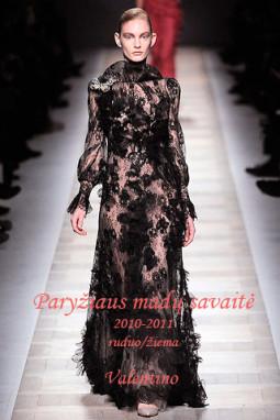 2010-2011 ruduo ir žiema su Valentino
