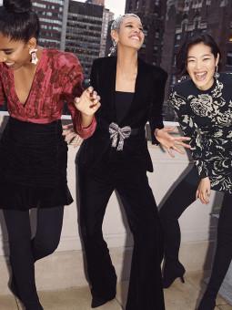 """""""H&M Conscious Exclusive A/W 19"""": vakarinė prabanga ir tvarios mados inovacijos"""