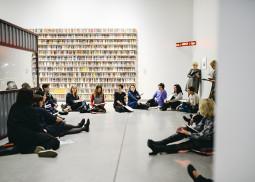 MO muziejuje beveik 100 mokytojų išbandė edukacijos programas