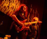 Hardroko legendos UFO gitaristas Vinnie Moore Vilniuje pristatys naują albumą