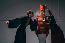 """Tutu sijonas, raudoni puantai ir """"Spragtukas"""" kaip nesibaigianti šventė"""