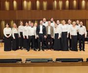 "Choras ""Vilnius"" 2020 m. pradėjo gastrolėmis Švedijoje"