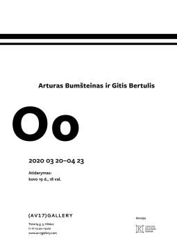 Arturas Bumšteinas ir Gitis Bertulis