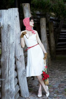 Agnė Deveikytė moterims leido pasijusti tikromis deivėmis