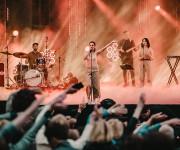 Jurgos albumo pristatymas: naujausios dainos, energinga šokio programa ir… pankrokas