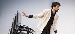 """""""Naujojo Baltijos šokio"""" atidaryme – čekų menininko pasirodymas po atviru dangumi"""