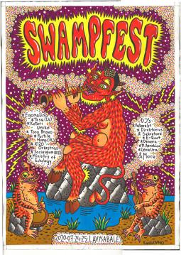 """""""Swamp 2020"""" – saviizoliacija nuo masinės kultūros"""