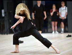 """""""Naujojo Baltijos šokio"""" staigmena – ant muziejų laiptų vyksiantis vengrų šokio spektaklis"""