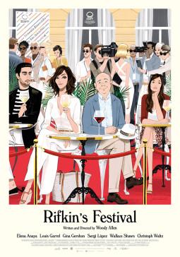 """Naujas Woody Alleno filmas """"Rifkino festivalis"""""""
