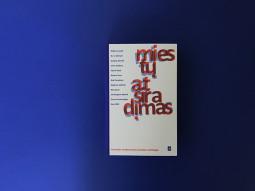 Išleista Amerikos moderniosios poezijos antologija