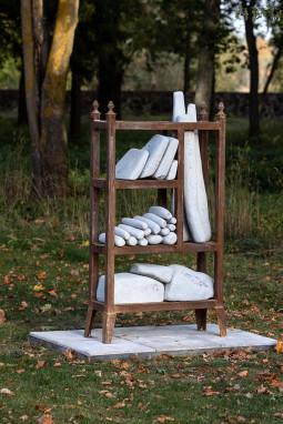 """Grupinė šiuolaikinės skulptūros kūrėjų paroda """"Būvis"""""""