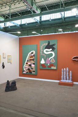 (AV17) galerijos pristatoma menininkė POSITIONS meno mugėje Berlyne apdovanota prestižiniu prizu